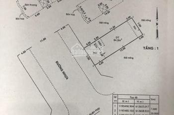 Nhà khu Nam Long, Phước Long B, Q9, 7 x 20m, 140m2, 11.7 tỷ, alo Linh: 098.995.2837