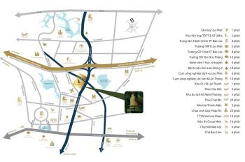 Đất nền Bảo Lộc Golden City - sổ đỏ từng lô - xây dựng tự do. LH: 0938.636.772