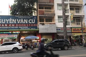 Bán nhà mặt tiền ngay Lý Thường Kiệt, phường 9, Tân Bình. DT 5 x 22m 3 lầu đẹp