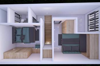 Chính chủ bán nhà 3 tầng kiệt Hoàng Văn Thụ, nhà mới sạch sẽ, giá rẻ. LH: 0853999599
