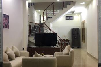 Cho thuê nhà riêng 4 phòng ngủ full nội thất ngõ 193 Văn Cao, Hải Phòng, LH 0965 563 818