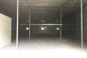 Cho thuê kho xưởng khu vực Cầu Vượt Mai Dịch - Cầu Giấy. DT 200m2 - 1000m2