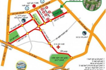 Cơ hội sở hữu đất nền MT Nguyễn Thị Búp trung tâm quận 12, giá tốt nhất khu vực, LH 0779231838