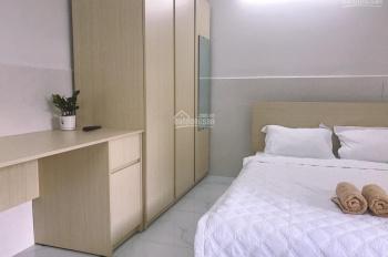 Chính chủ cho thuê căn hộ mini cao cấp full nội thất có bếp tại Lotte Mart Q7, sát Q4, Q1