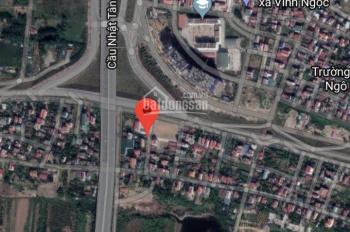 Bán đất Ngọc Giang Vĩnh Ngọc 50m2, đường rộng ô tô vào nhà