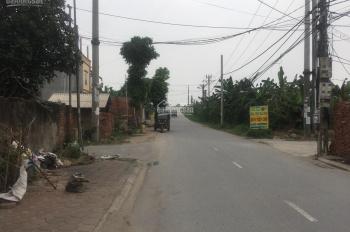 Bán nhà riêng 2 tầng 1 tum tại thôn Đề Trụ, Dương Quang, diện tích 92m2, đường thông ô tô đi qua
