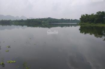 Cần chuyển nhượng lô đất 2500 m2 có view mặt hồ tuyệt đẹp giá hấp dẫn tại Thành Lập, Lương Sơn, HB