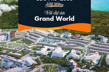 Vinpearl Condotel Phú Quốc liền kề Casino, NH HTLS 12 tháng, CKTN 5 năm, tặng 15 đêm nghỉ hàng năm