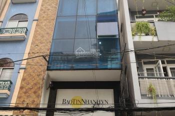 Cho thuê gấp nhà trên đường Ngô Quyền, Q. 10, 4.8x14m, 6 tầng - làm spa