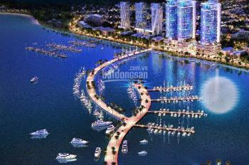 Bán gấp căn hộ Laluna view biển trực diện bến Du Thuyền Nha Trang, giá 2,1 tỷ, full nội thất