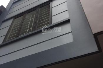 Bán nhà riêng xây mới ở Dương Nội, Hà Đông 32m2 xây 4 tầng, gần khu đô thị Geleximco, ô tô đỗ gần