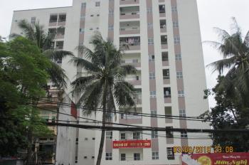 Bán căn hộ tầng 5 tòa nhà quân đội X203 số 230 Lĩnh Nam. DT: 65,3m2, giá: 1,5 tỷ