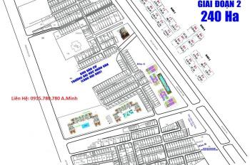 Bán đất Làng Đại Học, diện tích 10x30m, gía tốt nhất 53tr/m2