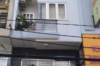 Bán nhà 112m2 MT đường Bàu Cát 4, đối diện chợ Bàu Cát, Nguyễn Hồng Đào, 4*28m, 2L, ST, 14.2 tỷ TL