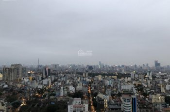 Căn hộ 2 PN, 93 Lò Đúc, view toàn thành phố, tầng cao nhất