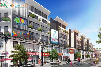 Cơ hội đầu tư shophouse Khai Sơn Town, Long Biên chỉ với 3 tỷ, sinh lời 100% sau 2 năm