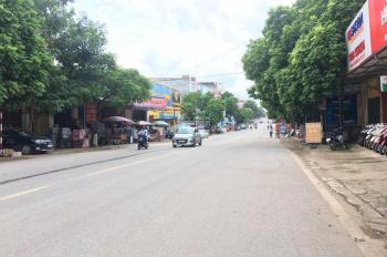 Cần chuyển nhượng lô đất 10m, mặt đường Quốc Lộ 37, DT 410m2, gần ngã tư biển, thị trấn Thắng