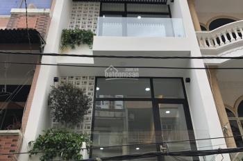 Bán nhà HXH 8m đường Phan Chu Trinh, phường 24, Bình Thạnh, DT 4x15m, trệt 3 lầu, giá tốt 6,8 tỷ TL
