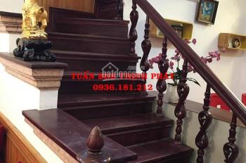 Bán nhà phân lô ngõ 19 Nguyễn Chí Thanh 45m2, xây 5 tầng 7,5 tỷ ngõ 2 ô tô tránh nhau ô tô vào nhà