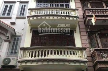 Cho thuê nhà mặt phố Đặng Dung, DT: 43m2 x 4 tầng, MT: 4m. LH: 0974941288