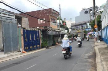 Bán nhà mặt tiền đường Trần Tấn, 5x40m, 1 lầu công nhận 200m2
