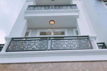 Nhà mới đường Bùi Đình Túy, Phường 12, Bình Thạnh, SHR, giá chỉ 8 tỷ 1