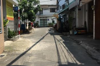 Bán nhà MT nội bộ Lý Tuệ, P Tân Quý, Q Tân Phú, 3.1 x 11m, 1 lầu (nở hậu)