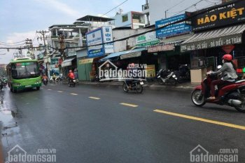 Bán MT Nguyễn Văn Bảo đối diện ĐH Công Nghiệp 4 trệt 3 lầu 4.5x20m, giá 14.7 tỷ TL LH 0935815862
