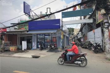 Không có nhu cầu sử dụng nên cho thuê nhà ngay góc 2 mặt tiền Đ. Phạm Văn Chiêu, Q. GV, DT 5,4x34m