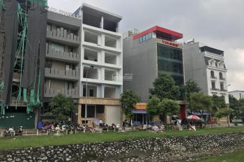 Bán đất đấu giá mặt phố KĐT Nam Trung Yên, lô C4. Mặt phố Tú Mỡ, DT: 113,59m2