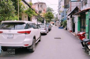 Bán nhà HXH Trần Hưng Đạo, P. Nguyễn Cư Trinh, Q1 4,2x14m trệt 3 lầu ST giá 13.8 tỷ TL 0943.603.196