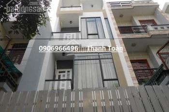 Bán nhà HXH 8m Lý Thường Kiệt, P8, Tân Bình, DT: 4x17.5m, trệt 4 lầu. Giá bán: 10.5 tỷ (TL)