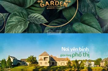 Saigon Garden Riverside Village, giá F0 21tr/m2, tặng voucher 700tr + nhận LN 8%/năm, TT chỉ 15%