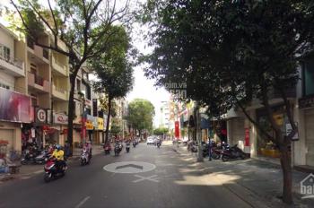 Bán nhà góc 2 MT ngay Trần Quý Cáp - Phan Văn Trị, Bình Thạnh, DT 5x20m, 5 tầng, giá 16 tỷ