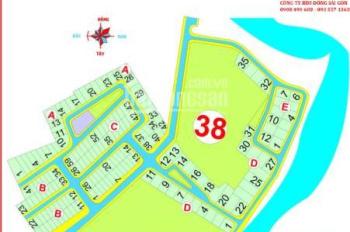 Các nền giá rẻ cho khách đầu tư tại dự án Thời Báo Kinh Tế Sài Gòn đường Bưng Ông Thoàn, Quận 9