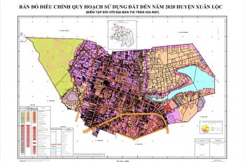 Bán đất nền Z30D của Bộ Công An cấp cho cán bộ, Xuân Lộc, Đông Nai, giá 3,5tr/m2,SHR,LH 0933343646