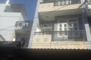 Nhà mới cho thuê hẻm 10m thông đường Nguyễn Oanh, p17, Gò Vấp