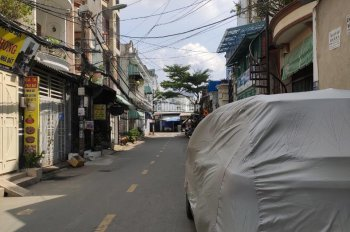 Cho thuê nhà hẻm xe tải 4x20m, 1 trệt 1 lầu 3 phòng, Phan Huy Ích, p12, Gò Vấp