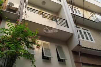 Bán gấp nhà mặt tiền đường Bàu Cát, Q. Tân Bình, 5x14m nhà 4 tấm đẹp ngay trung tâm, giá rẻ nhất
