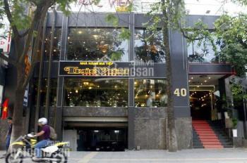 Cho thuê nhà mặt phố làm ngân hàng, nhà hàng, cafe, spa, văn phòng, khu Trung Hòa, Nguyễn Thị Định