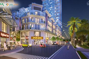 Mua Shophouse Khai Sơn City Long Biên chiết khấu lên đến 10%, LH: 0866694475