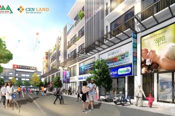 Cơ hội đầu tư shophouse Long Biên - cam kết sinh lời 100% vốn trong 2 năm. LH 0916.836.742