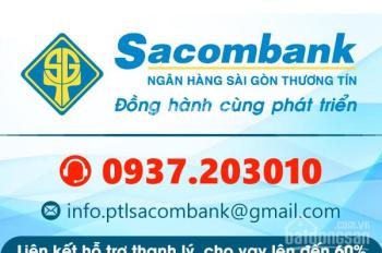 (HOT) Sacombank HT thanh lý 28 lô đất Khu Đô Thị Bình Tân chuẩn Singapore, gói quà tặng 400 triệu