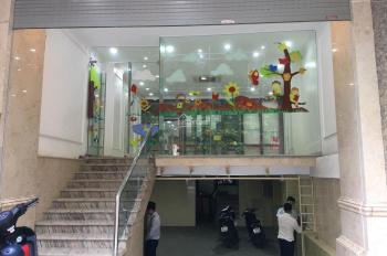 Cho thuê nhà mặt phố 85 Hoàng Ngân, diện tích 88m2 x 7 tầng, 1 hầm, giá thuê 100 triệu/tháng