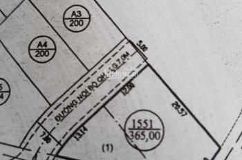 Bán đất nền biệt thự Đà Lạt, khu phân lô Trần Đại Nghĩa, phường 8