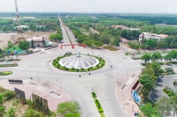 Bán đất cầu Cát Lái, Nhơn Trạch, TPHCM, giá 750tr/lô, sổ hồng riêng, liên hệ: 0982589322