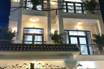 Xuất cảnh bán gấp nhà HXH Trương Công Định Q. Tân Bình, 4.3x22m biệt thự 4 tấm mới đẹp lung linh