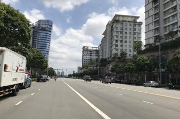 Nhà phố Nguyễn Cơ Thạch hoàn thiện, giá 116 triệu. 0939387376