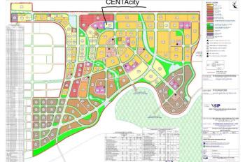 Centa City Hải Phòng liền kề, shophouse đường 56m, 10ha công viên xanh, giá siêu mềm LH: 0867466636