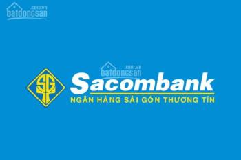 Ngân hàng Sacombank phát mãi 20 nền đất liền kề bệnh viện Chợ Rẫy Bình Chánh